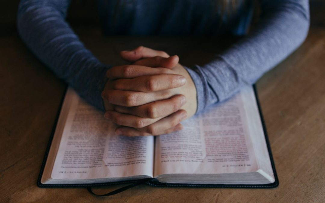 Don't give up – PRAY!